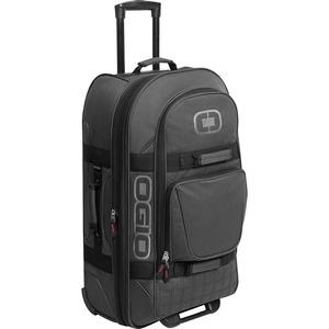"Ogio Terminal Travel/Luggage Case (Roller) Travel Essential - Black - Handle - 29"" Height x 16"" Width x 13"" Depth"