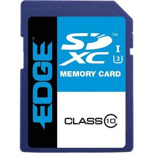 EDGE 128 GB Class 10/UHS-I U3 SDXC PE248338