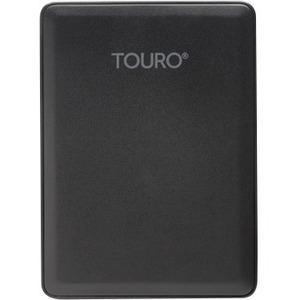 """HGST Touro Mobile HTOLMU3N20001ABB 2 TB 2.5"""" External Hard Drive - USB 3.0 - Portable"""