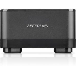SPEEDLINK GEOVIS Portable Speaker - Bluetooth, Black-Grey