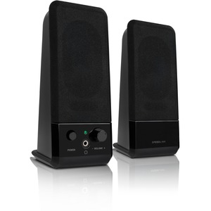 SPEEDLINK EVENT Stereo Speakers, Black