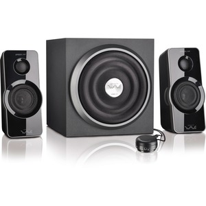 SPEEDLINK GRAVITY WAVE X 2.1 Subwoofer System, Black