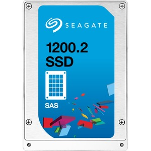 """Seagate 1200.2 ST400FM0323 400 GB 2.5"""" Internal Solid State Drive - SAS - 5 Pack"""