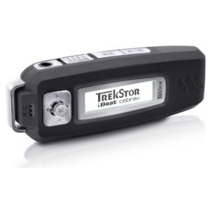 TrekStor i.Beat cebrax 2.0 4GB Flash MP3 Player