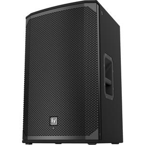 Electro-Voice EKX Series EKX-15P Speaker System - Pole-mountable, Wall Mountable - Black - 48 Hz - 20 kHz - Lightweight, Digital signal processing (DSP), LCD Display