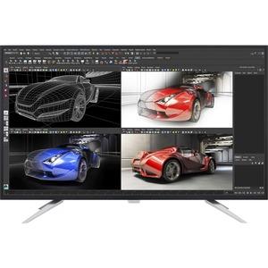 "Philips Brilliance BDM4350UC 43"" LED LCD Monitor - 16:9 - 5 ms - 3840 x 2160 - 1.07 Billion Colors - 300 Nit - 50,000,000:1 - 4K UHD - Speakers - HDMI - VGA - DisplayPort - USB - 100 W - Black, Silver - WEEE, EPA, J-Moss (Japanese RoHS), CECP, China RoHS,"