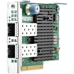 HP Ethernet 10Gb 2-port 562FLR-SFP+ Adapter - PCI Express 3.0 x8 - 2 Port(s) - Optical Fiber