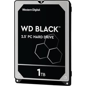 WD Black 2.5-inch 1TB Performance Hard Drive - SATA - 7200 - 32 MB Buffer