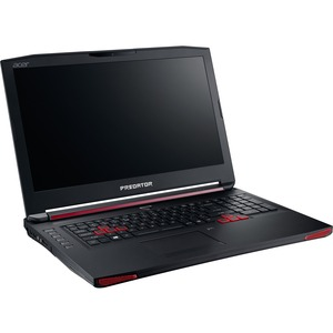 "Acer Predator 17 G9-791-78T4 17.3"" LCD Notebook - Intel Core i7 i7-6700HQ 2.60 GHz - 16 GB DDR4 SDRAM - 1 TB HDD - 256 GB SSD - Windows 10 Home 64-bit - 1920 x 1080 - In-plane Switching (IPS) Technology - DVD-Writer - NVIDIA GeForce GTX 970M with 3 GB GDD"