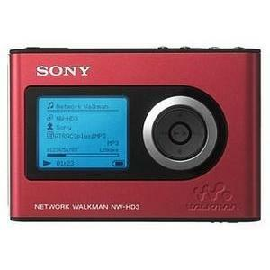 Sony NW-HD3R 20GB MP3 Player