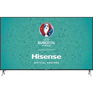 "Hisense 75"" Slim UHD Freeview HD 3D Smart TV"