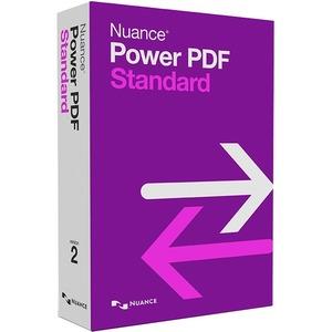 Nuance Power PDF 2.0 Standard Software