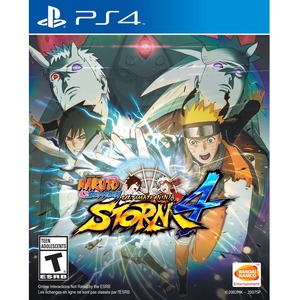 Namco Naruto Shippuden: Ultimate Ninja Storm 4 - PlayStation 4
