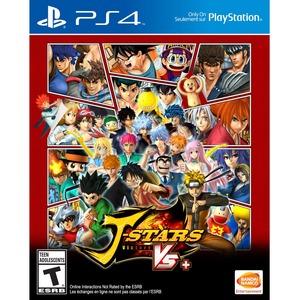 BANDAI NAMCO J-STARS Victory VS+ - Fighting Game - PlayStation 4