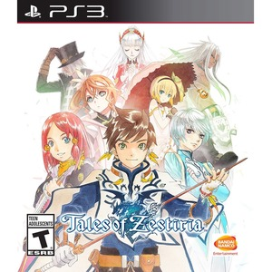 BANDAI NAMCO Tales of Zestiria - Role Playing Game - PlayStation 3