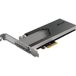 Micron 1.17 TB Internal Solid State Drive - PCI Express - Plug-in Card - PCI Express - Plug-in Card