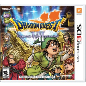 Nintendo Dragon Quest VII: Fragments of the Forgotten Past - Nintendo 3DS