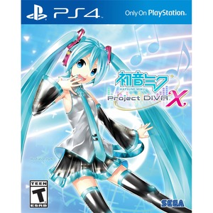 Sega Hatsune Miku: Project DIVA X - PlayStation 4