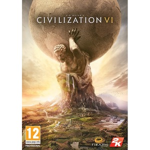 Take-Two Sid Meier's Civilization VI - Strategy Game - PC