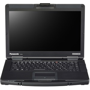 "Panasonic Toughbook 54 CF-54F3001KM 14"" Touchscreen Notebook - Intel Core i5 (6th Gen) i5-6300U Dual-core (2 Core) 2.40 GHz - 4 GB DDR3L SDRAM - 500 GB HDD - Windows 7 Professional upgradable to Windows 10 Pro - 1920 x 1080 - In-plane Switching (IPS) Tech"