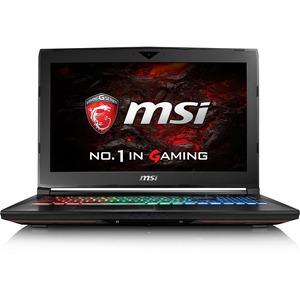 "MSI GT62 Dominator 15.6"" G-Sync Desktop Preformance Gaming Laptop Intel Core i7-6700HQ GTX1060 16GB DDR4 128GB SSD +1TB DVD Win10 VR Ready - 16 GB DDR4 SDRAM RAM - 1 TB HDD - 128 GB SSD - DVD-Writer - NVIDIA Geforce GTX1060 6 GB GDDR5 - Windows 10 (Multi"