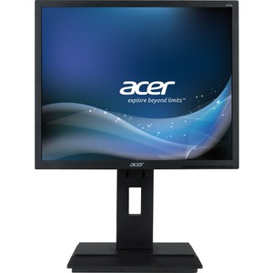 "Acer B196L 19"" LED LCD Monitor - 5:4 - 6 ms - 1280 x 1024 - 16.7 Million Colors - 250 Nit - SXGA - Speakers - DVI - VGA"