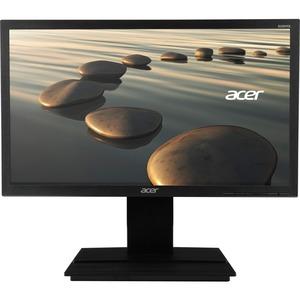 "Acer B206HQL 19.5"" LED LCD Monitor - 16:9 - 8 ms - 1920 x 1080 - 16.7 Million Colors - 250 Nit - 100,000,000:1 - Full HD - Speakers - VGA - DisplayPort - TCO Certified Displays 6.0"