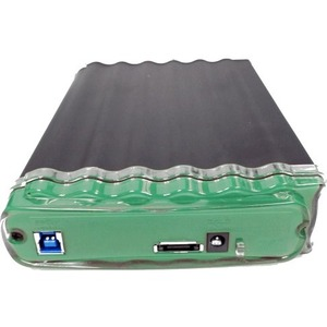 "Buslink CipherShield CSE-10T-SU3 10 TB 3.5"" External Hard Drive - eSATA, USB 3.0 - Portable"