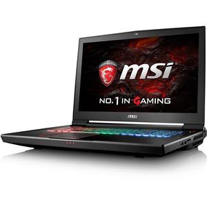 "GT73 TITAN SLI VR-Ready 4K G-Sunc i7-6820HK GTX1070 SLI 64GB/512GBSSD+1TB - MSI GT73 TITAN SLI 17.3"" 4K UHD G-Sync Desktop Preformance Gaming Laptop Intel Core i7-6820HK GTX1070 SLI 64GB DDR4 512GB NVMe SSD RAID +1TB TB3 Win10 VR Ready"
