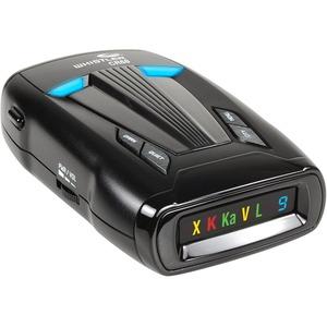 Whistler CR68 Laser Radar Detector - VG-2 Detection - Dim, City, Highway - 360° Detection