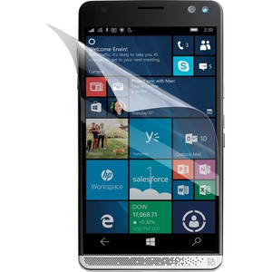 HP Elite x3 Anti-Shatter Glass Screen Protector (W8W94UT) - LCD Smartphone