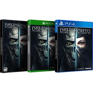 Dishonored 2 for Windows PC (Rated M)
