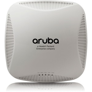 Aruba Instant IAP-225 IEEE 802.11ac 1.90 Gbit/s Wireless Access Point - 5 GHz, 2.40 GHz - 3 x Antenna(s) - 3 x Internal Antenna(s) - MIMO Technology - Beamforming Technology - 2 x Network (RJ-45) - USB - Wall Mountable, Ceiling Mountable