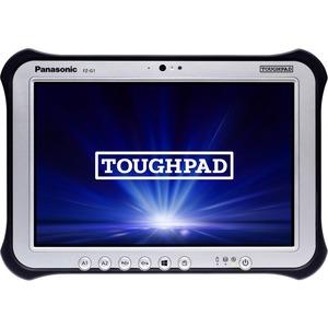 "Panasonic Toughpad FZ-G1P2113VM Tablet - 10.1"" - 8 GB DDR3L SDRAM - Intel Core i5 (6th Gen) i5-6300U Dual-core (2 Core) 2.40 GHz - 256 GB SSD - Windows 10 Pro - 1920 x 1200 - In-plane Switching (IPS) Technology - 16:10 Aspect Ratio - Wireless LAN - Blueto"