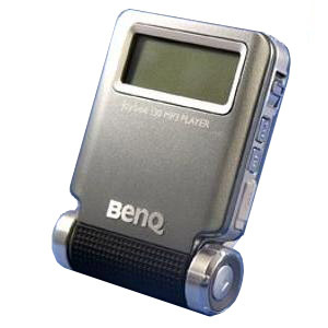 BenQ Joybee 130 256MB MP3 Player