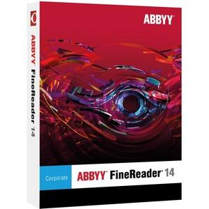 Abby Upgrade FineReader 14 - Corporate Version