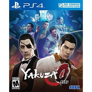 Sega Yakuza 0 - PlayStation 4