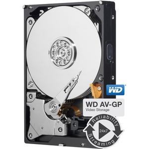 """WD AV-GP WD20EURX 2 TB 3.5"""" Internal Hard Drive - SATA - 64 MB Buffer"""