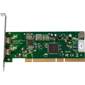 Unibrain Fireboard-800 1394b 64 bit OHCI PCI Adapter - PCI - Plug-in Card - 3 Firewire Port(s) - 3 Firewire 800 Port(s) - Mac, PC