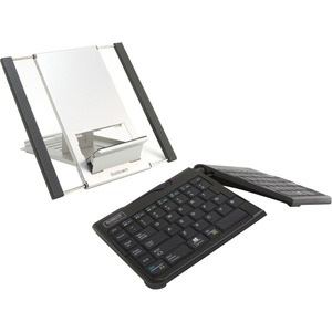 Goldtouch Go!2 Mobile Keyboard and Notebook Stand Bundle (Bluetooth Wireless)