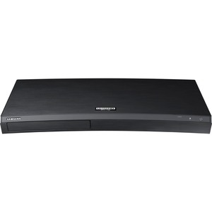 Samsung UBD-M9500 1 Disc(s) Blu-ray Disc Player - Black - Dolby Atmos, Dolby Digital, DTS, Dolby TrueHD, DTS-HD Master Audio - BD-R, DVD+RW, DVD-RW, CD-RW - BD Video, DVD Video, WMV, MKV, AVCHD - Ethernet - Wireless LAN - HDMI - USB - Internet Streaming,