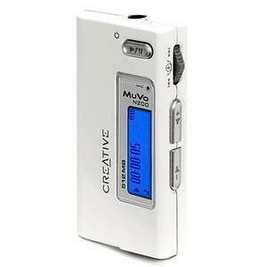 Creative MuVo Micro N200 512MB MP3 Player