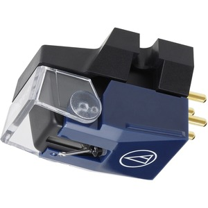 Audio-Technica VM520EB Dual Moving Magnet Stereo Cartridge with Elliptical Stylus