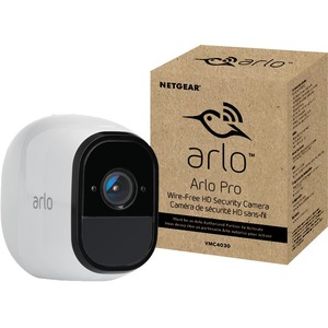 Arlo Network Camera - Color - 25 ft Night Vision - H.264 - 1280 x 720 - CMOS - Wireless