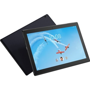 """Lenovo Tab 4 10 ZA2J0007US Tablet - 10.1"""" - 2 GB LPDDR3 - Qualcomm Snapdragon 425 APQ8017 Quad-core (4 Core) 1.40 GHz - 16 GB - Android 7.1 Nougat - 1280 x 800 - In-plane Switching (IPS) Technology - Slate Black - 16:10 Aspect Ratio - microSD Memory Card"""