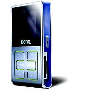 BenQ Joybee 720 5GB MP3 Player