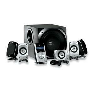 Logitech Z-5500 Surround Sound Speaker System