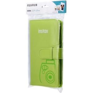 Fujifilm instax Wallet Photo Album (Lime Green)
