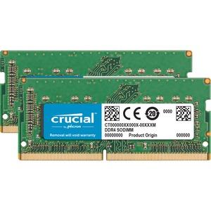 Crucial CT2K8G4S24AM 16GB (2 x 8GB) DDR4-2400 SODIMM Memory Kit for Mac
