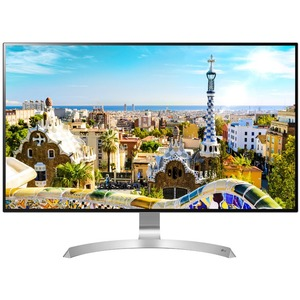 "LG 32MU99-W 32"" 4K UHD 3840x2160 HDR 10 LED LCD IPS Monitor"